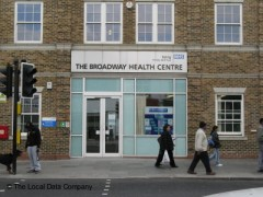 The Broadway Health Centre, exterior picture