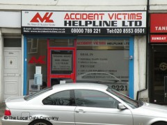 Accident Victims Helpline image