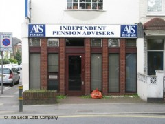 A I S Independent Pension Advisers image