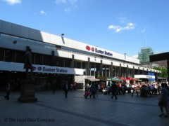 Virgin Trains, exterior picture