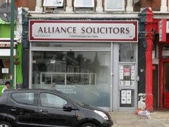 Alliance Solicitors, exterior picture