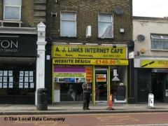 A. J. Links Internet Cafe image