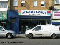 Ayaansan Fashion, exterior picture