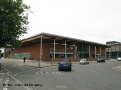 Watford Central Leisure Centre, exterior picture