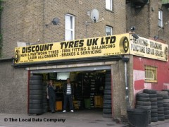 Discount Tyres Uk, exterior picture
