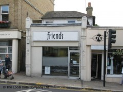 Friends, exterior picture