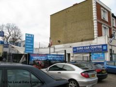 Euro Car Centre 150a Norwood Road London Car Body Repairs Near