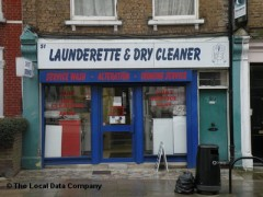 Dic Dry Cleaners, exterior picture