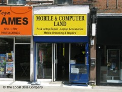 Mobile & Computer Land, exterior picture