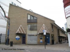 Spitalfields Health Centre, exterior picture