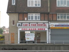 A3 Car & Van Rental image