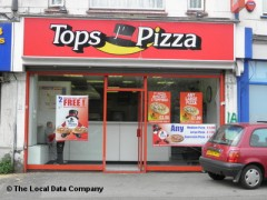 Tops Pizza 1a Buckingham Road Edgware Pizza Takeaway In