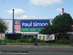 Paul Simon Curtain Superstores image
