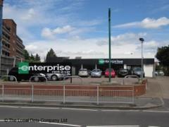 Enterprise Rent A Car Kingston Road