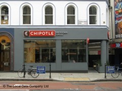 Chipotle Mexican Grill, exterior picture