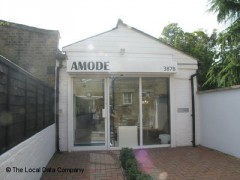 Amode, exterior picture