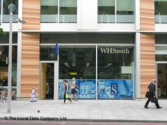 WHSmith, exterior picture