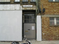 Vyner Street Gallery, exterior picture