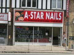 A-Star Nails image
