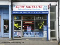 Acton Satellite image