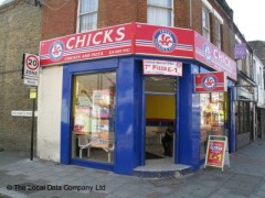 Chicks, exterior picture