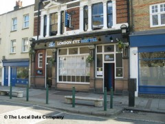London Eye Hostel Internet Cafe, exterior picture