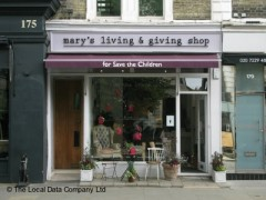 Save The Children Mary\'s Living & Giving Shop, exterior picture