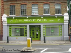 Bright White Dental Clinic Exterior Picture