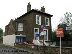 RSPCA Veterinary Surgery, exterior picture