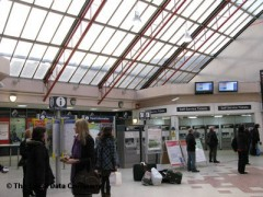 Rail Booking Office image