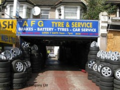 A F G Tyres image