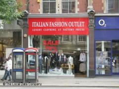 Italian Fashion Outlet image
