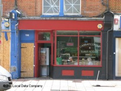 Casbah Coffee & Bakehouse, exterior picture