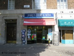 Jerry\'s Food & Wine, exterior picture