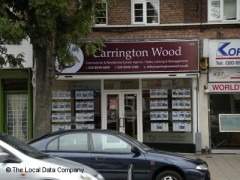 Carrington Wood, exterior picture
