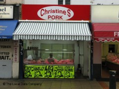 Christines Pork, exterior picture