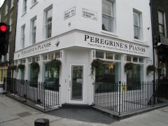Peregrine's Pianos image