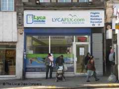 Lycafly, exterior picture