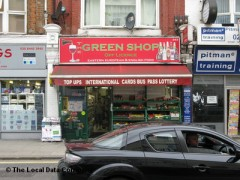 The Green Shop image