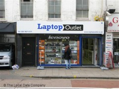 Laptop Outlet, exterior picture