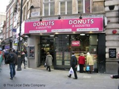 Donuts & Baguettes, exterior picture