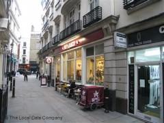 Pret A Manger 32 Avery Row London Take Away Food Shops