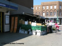 Stockwell Fruit And Flower Stall, exterior picture