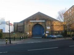 Arriva Tramway Depot image