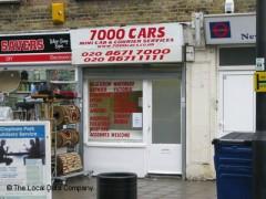 7000 Cars image