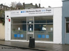 Mckenzie Beute And Pope, exterior picture