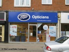 Boots Opticians image