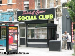 Turkish & Cypriot Social Club, exterior picture