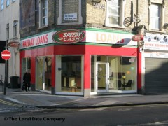 Speedy Cash, exterior picture
