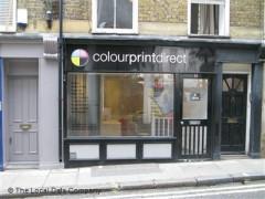 Colour Print Direct image